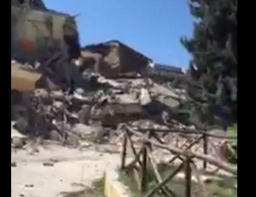 Terremoto centro italia. Tutti i video in diretta.