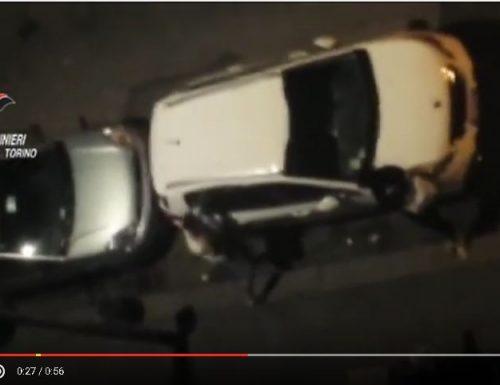 Torino. Video amatoriale smaschera scassinatori.