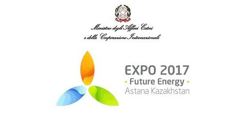 L'Italia partecipa ad Expo Astana 2017