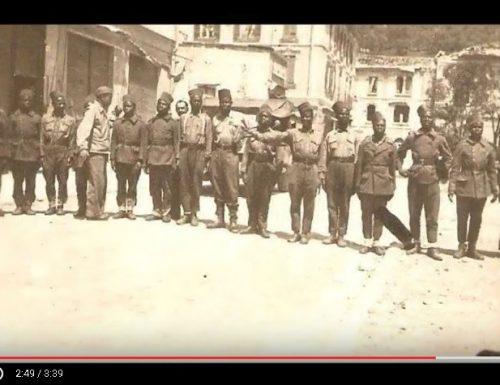 Ventimiglia nel 1945. Un video che fa riflettere.