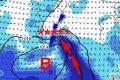 Domani pomeriggio sera neve a bassa quota. Possibile qualche fiocco anche sulle coste.
