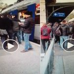 VIDEO.Spray urticante nel treno diretto a Montecarlo.