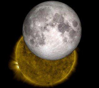 LA LUNA SFIORERA' IL SOLE. Tutti gli eventi astronomici del 2020!