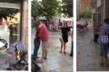 VIDEO.Un abbraccio con i passanti. Esperimento sociale.