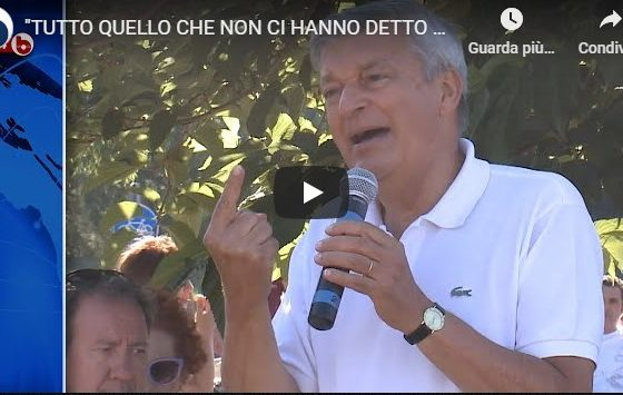 """""""TUTTO QUELLO CHE NON CI HANNO DETTO SUL CORONAVIRUS"""", Stefano Montanari, A. Gatti Cesena INTEGRALE"""