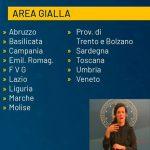 Restrizioni Liguria. Ecco il colore che gli hanno attribuito.