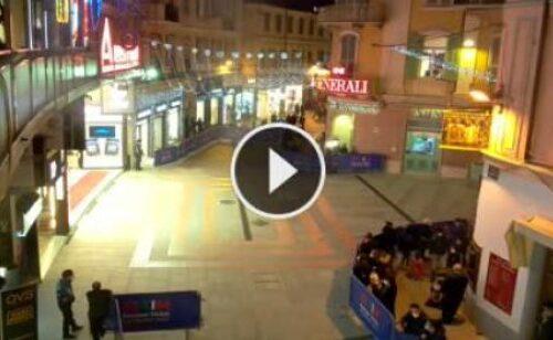 Ariston di Sanremo in diretta live